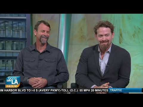 FOX 11 LA Sgt Will Gardner Movie by Max Martini with  Tom Spooner Warriors Heart
