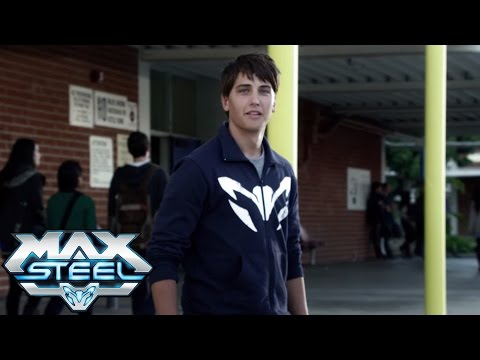 Preview Trailer Max Steel al cinema