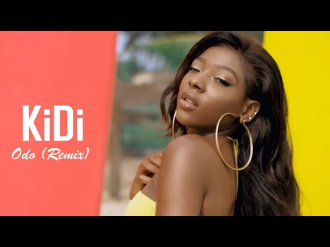 KiDi Ft Mayorkun & Davido - Odo Remix (Official Video)
