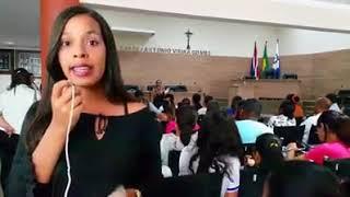 Papo de Mulher - Câmara de Santo Estêvão 03/10/2017