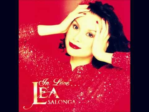 Tekst piosenki Lea Salonga - I think i'm in love po polsku