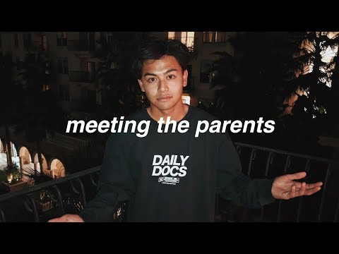 Meeting my girlfriend's parents…!! - EPISODE 51 - JUSTIN ESCALONA