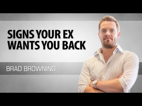 Does Your Ex Want You Back? 8 Signs To Look For (видео)