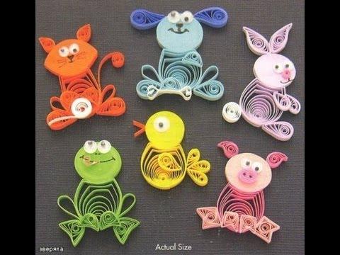 Творчество с детьми поделки в стиле