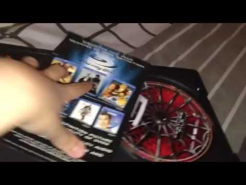 Spider-Man 3 (2007) DVD unboxing