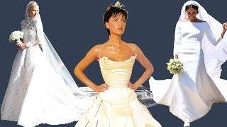 Video 15 Most expensive wedding dresses of all time MP3, 3GP, MP4, WEBM, AVI, FLV Juli 2019