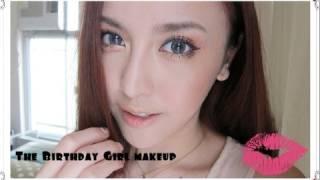 雨僑 The Birthday Girl Makeup Tutorial