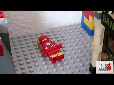 Lego The Flash Part 6 The Future Flash 1