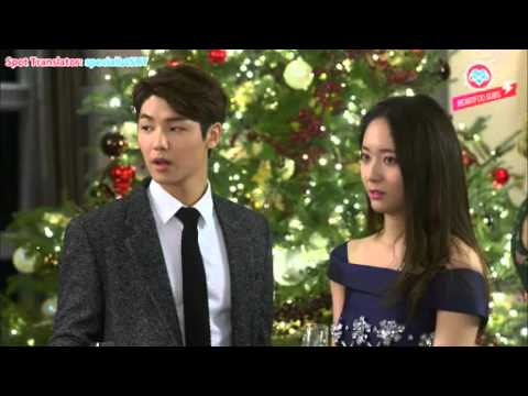 ENG SUB f(x) Krystal The Heirs ep 18 cut (видео)