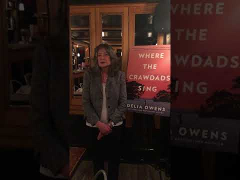 "Delia Owens explains the setting of ""Where the Crawdads Sing"""