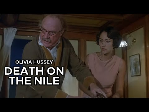 Olivia Hussey in Death on the Nile (1978) - (Clip 3/4)