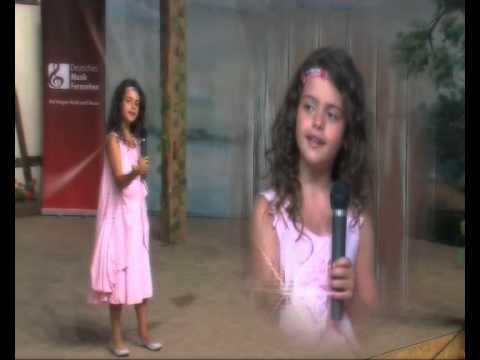 Sissis Auftritt in der Sendung Musikantenkrug vom 29. Juli 2012.
