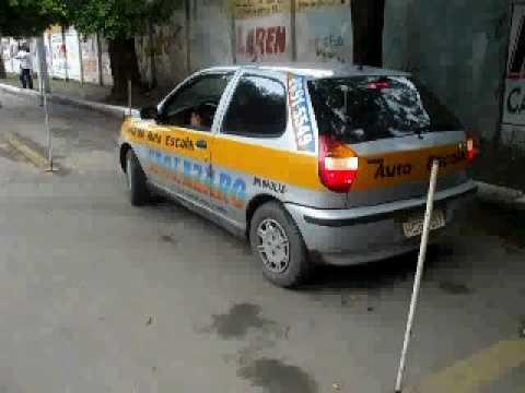 aula de baliza - AULA DE BALIZA, INSTRUTOR CRIS DA AUTO ESCOLA SÃO LÁZARO.