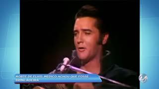 Há 40 anos morria Elvis Presley, o Rei do Rock. O astro, que tinha 42 anos de idade, foi encontrado morto no banheiro da...