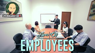 Video Types Of Employees At Work In Singapore MP3, 3GP, MP4, WEBM, AVI, FLV Oktober 2018