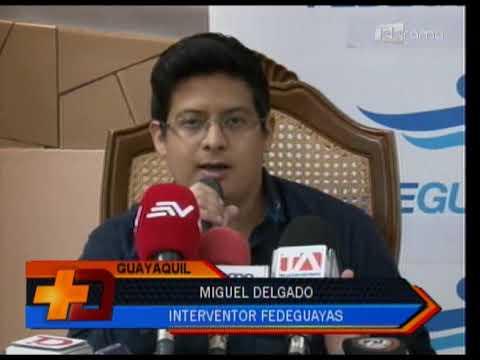 Equipo interventor de Fedeguayas presentó los resultados de su gestión