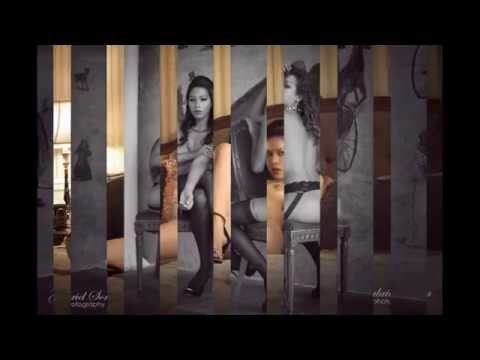Fine Art Nude Photography by Gabriel Sorea (видео)