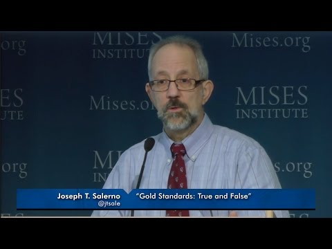 joseph - Archived from the live broadcast, this Mises University lecture was presented at the Mises Institute in Auburn, Alabama, on 25 July 2014.