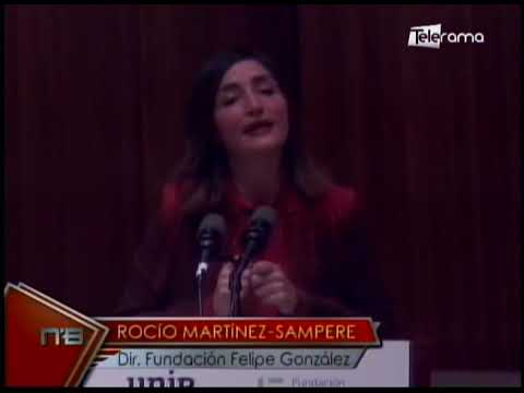 Presentación de proyecto Palancas promovido por Unir y Cofuturo