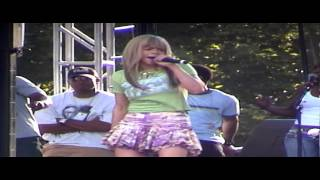 African American Heritage Festival 2005: Faith Evans