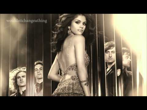 Selena Gomez & The Scene - Not Over It lyrics