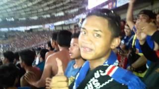 Video Aremania vs viking  di stadion Gelora Bung karno MP3, 3GP, MP4, WEBM, AVI, FLV Juli 2018