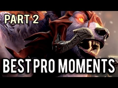 Dota 2 Best Pro Moments In History #2