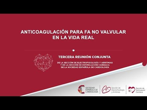 Escenarios clínicos de anticoagulación