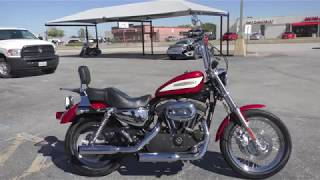9. 416444 - 2007 Harley Davidson Sportster 1200 Roadster   XL1200R - Used motorcycles for sale