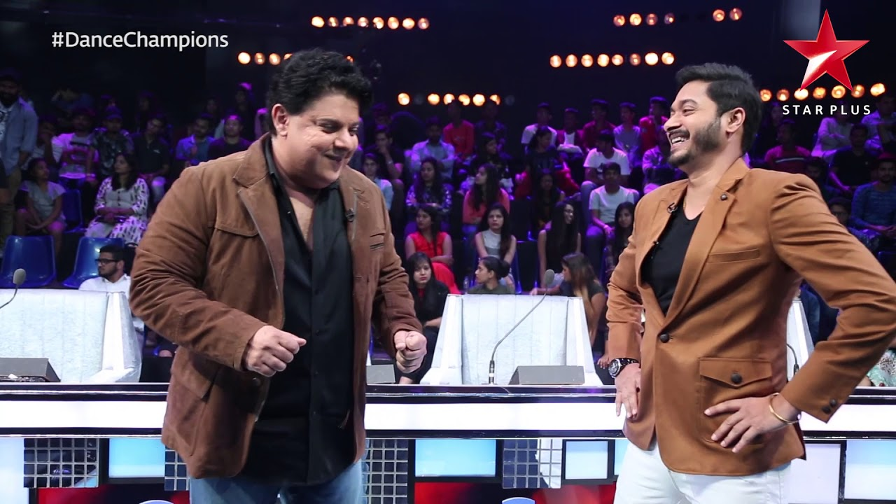 Dance Champions | Sajid Khan and Shreyas Talpade