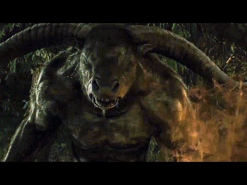 Minotaur Attack Scene - PERCY JACKSON & THE OLYMPIANS (2010) Movie Clip