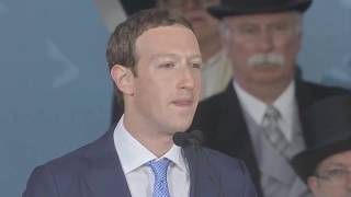 Diễn Văn Tốt Nghiệp Harvard của Mark Zuckerberg