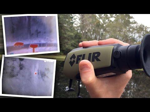 FLIR Scout II 240 - Visore termico per cacciatori e fotografi - Unboxing e Test