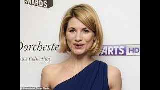 Doctor Who bosses divide fans by making Broadchurch star Jodie Whittaker the first EVER woman to play the famous Time Lord * Actress Jodie Whittaker ...
