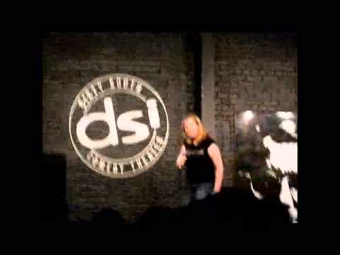 Michelle Maclay and Jocelyn Drum at DSI June 16 2011 DSI.wmv
