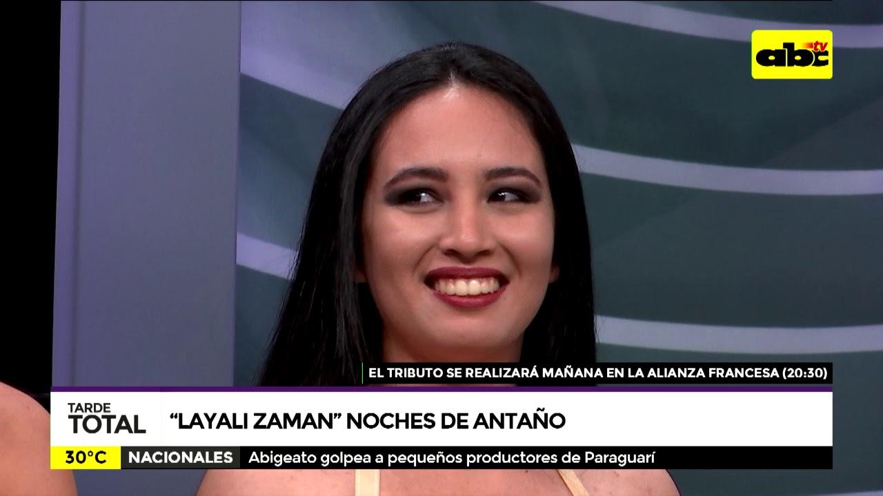 """Layali Zaman"" Tributo a música libanesa"