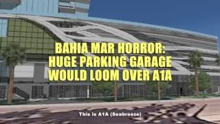 UPDATE June 17, 2016: The developer has withdrawn this plan!!! Using a 3D rendering, this video shows you the 62-foot-high parking garages that would line ...