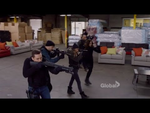 The team go after Al's killers I Chicago P.D 5.22