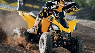 4. Can-am DS 250