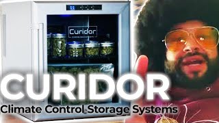 Curidor Climate Control Storage Systems For Cannabis | Testimonial by @Master Bong by Master Bong