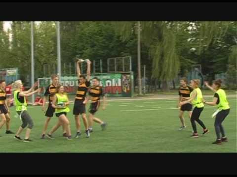 Szkolenie instruktorskiej Rugby Tag