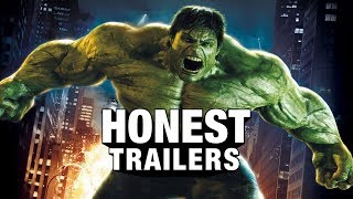 Video Honest Trailers - The Incredible Hulk MP3, 3GP, MP4, WEBM, AVI, FLV April 2018