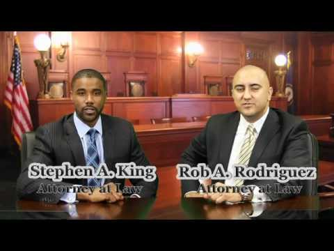 Los Angeles Personal Injury Lawyer   1-855-85-LAW-4-U   RodriguezKing Law Firm  