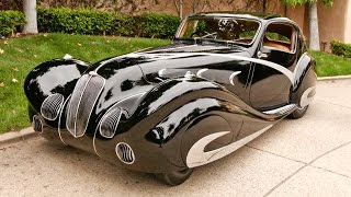 1936 Delahaye 135 Competition Court! by Motor Trend