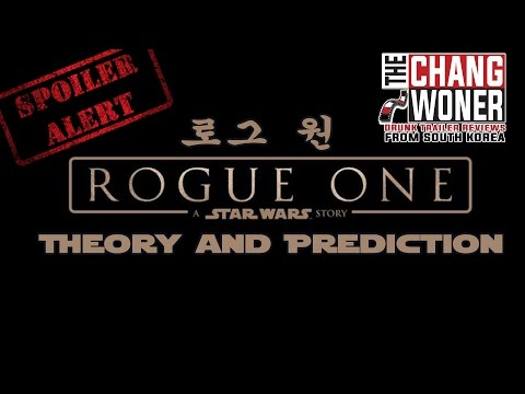 Rogue One - Star Wars Theory and Prediction