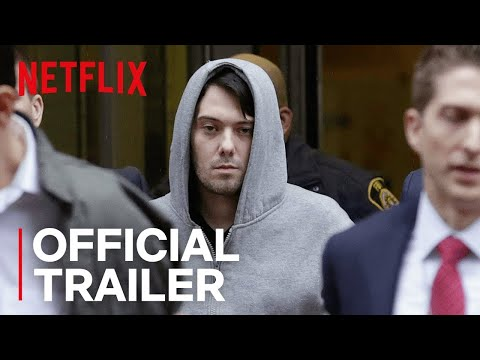 Dirty Money (2018) - Official Trailer Netflix.Can't wait it!