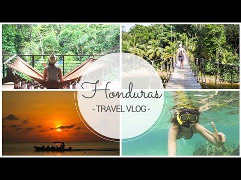 HONDURAS - Abenteuer in Roatan & La Ceiba I Travel Vlog