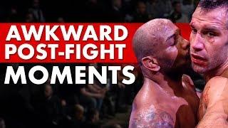 Video Most Awkward Post-Fight Moments MP3, 3GP, MP4, WEBM, AVI, FLV Februari 2019