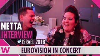Video Netta (Israel 2018) Interview | Eurovision in Concert 2018 MP3, 3GP, MP4, WEBM, AVI, FLV Juni 2018