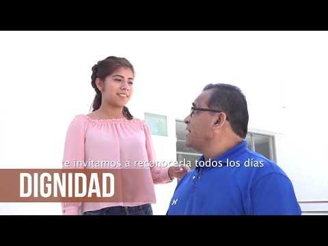 Tony Gali promueve el valor de la dignidad en Puebla.